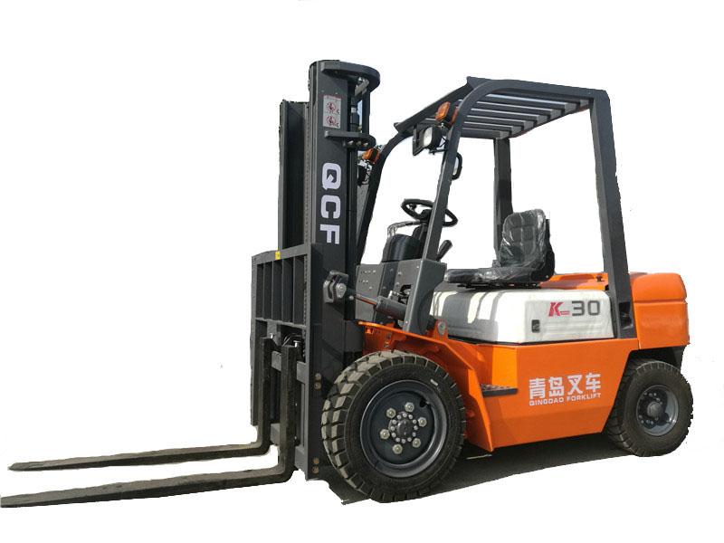 青岛内燃3-3.5吨叉车